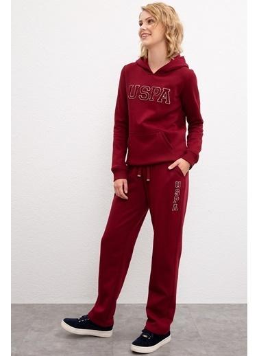 U.S. Polo Assn. Pantolon Kırmızı